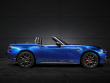 Abarth 124 spider AU-spec (348) 2016 photos