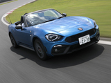 Abarth 124 spider JP-spec (348) 2016 pictures