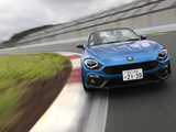 Pictures of Abarth 124 spider JP-spec (348) 2016