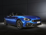 Pictures of Abarth 124 spider AU-spec (348) 2016