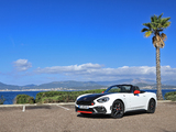 Pictures of Abarth 124 spider (348) 2016