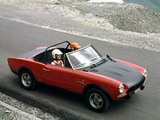 Wallpapers of Fiat Abarth 124 Spider (1972–1975)