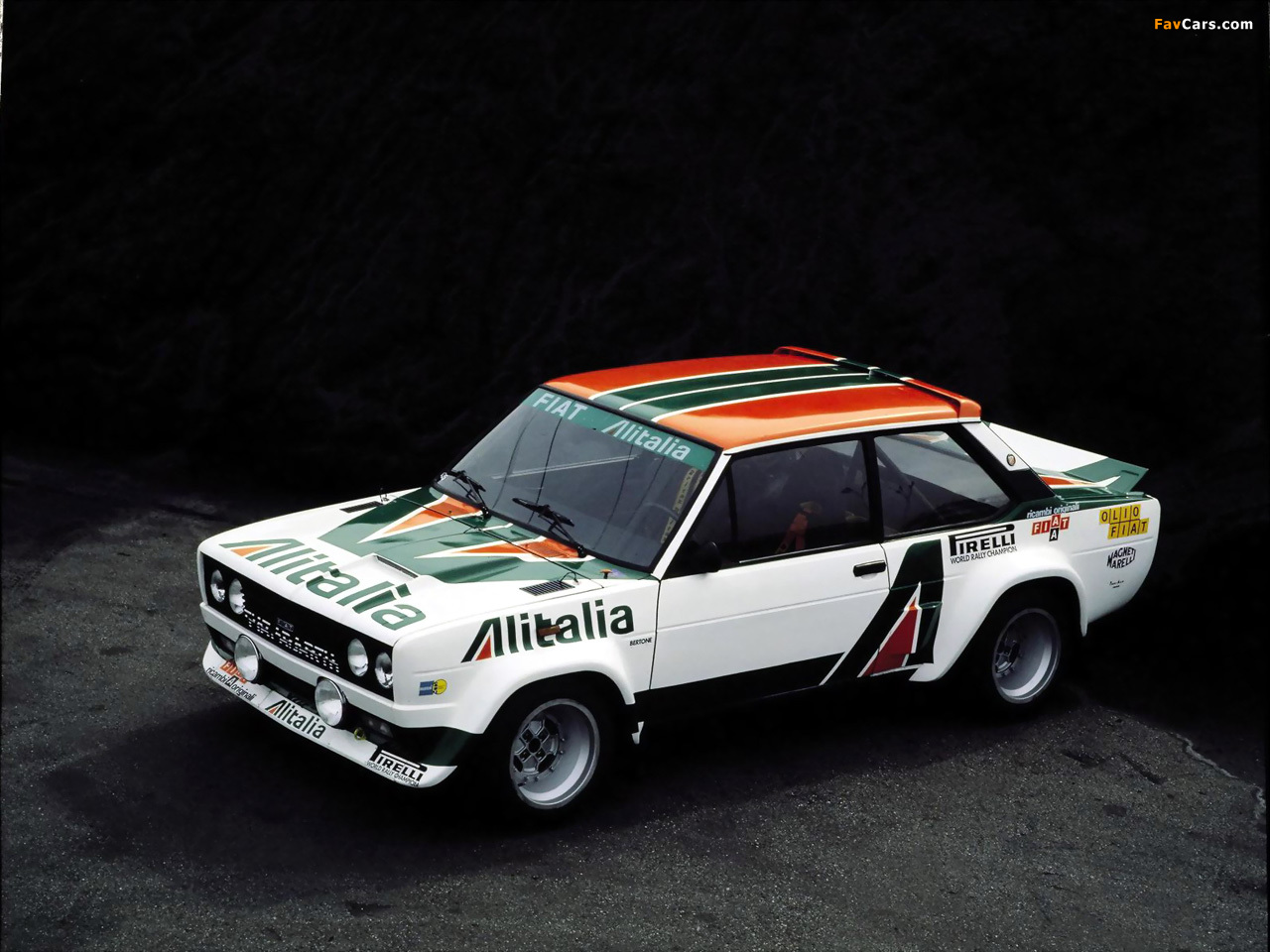 Fiat Abarth 131 Rally Corsa (1976–1981) pictures (1280 x 960)