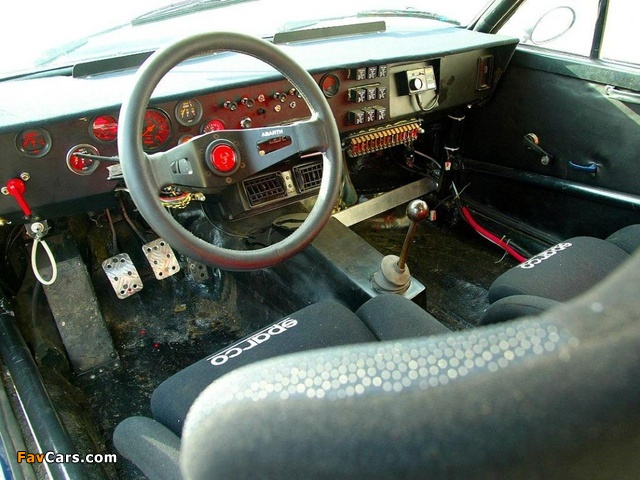 Pictures of Fiat Abarth 131 Rally Corsa (1976–1981) (640 x 480)