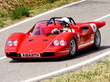 Fiat Abarth 2000 Sport Spider (1968) wallpapers