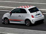 Abarth 500 Opening Edition (2008) images