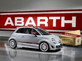 Abarth 500 esseesse (2008) images