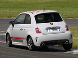 Abarth 500 Opening Edition (2008) photos