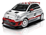 Abarth 500 Assetto Corse (2008) photos
