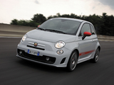 Abarth 500 (2008) pictures