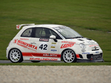 Abarth 500 Assetto Corse (2008) pictures