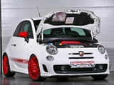 Abarth 500 by Karl Schnorr (2009) images