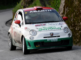 Abarth 500 R3T (2009) images