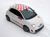 Abarth 500 esseesse UK-spec (2009) pictures