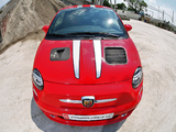 Pogea Racing Abarth GTR230 Tributo Ferrari (2010) images