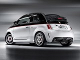 Abarth 500C (2010) photos