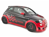 Hamann Abarth 500 Esseesse (2010) photos