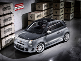 Abarth 500C esseesse (2010) pictures