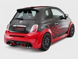 Hamann Abarth 500 Esseesse (2010) pictures