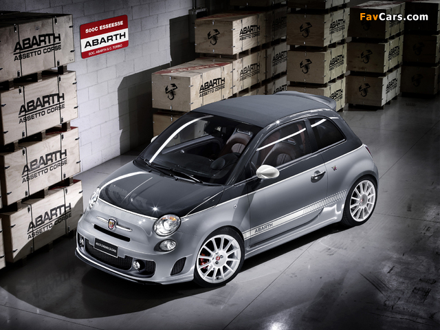Abarth 500C esseesse (2010) wallpapers (640 x 480)