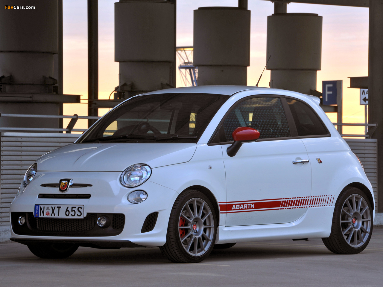Abarth 500 Esseesse Au Spec 2011 Images 1280x960