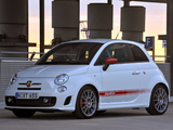 Abarth 500 esseesse AU-spec (2011) images