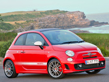 Abarth 500C esseesse AU-spec (2011) images
