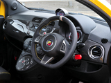 Abarth 695 Tributo Ferrari AU-spec (2011) images