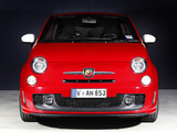 Abarth 500 esseesse AU-spec (2011) photos
