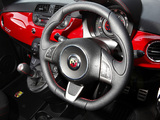 Abarth 500 esseesse AU-spec (2011) pictures