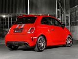 Abarth 695 Tributo Ferrari ZA-spec (2012) images