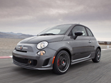 Fiat 500 Abarth US-spec (2012) images