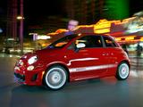 Fiat 500 Abarth US-spec (2012) images