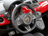 Abarth 595C Turismo (2012) photos