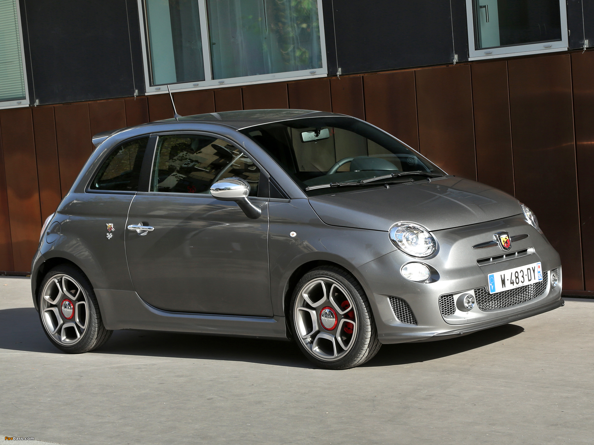 abarth 595 competizione 2012 photos 2048x1536. Black Bedroom Furniture Sets. Home Design Ideas
