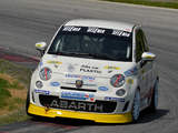 Abarth 695 Assetto Corse (2012) wallpapers