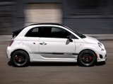 Fiat 500C Abarth US-spec (2013) images