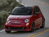 Fiat 500C Abarth US-spec (2013) photos