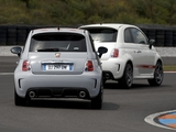 Abarth Fiat 500 - 695 photos