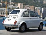 Fiat Abarth 595 110 (1965–1971) images