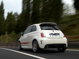 Abarth 500 (2008) images