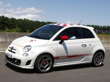 Abarth 500 (2008) wallpapers