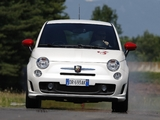 Images of Abarth 500 (2008)