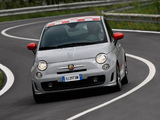 Images of Abarth 500 Opening Edition (2008)