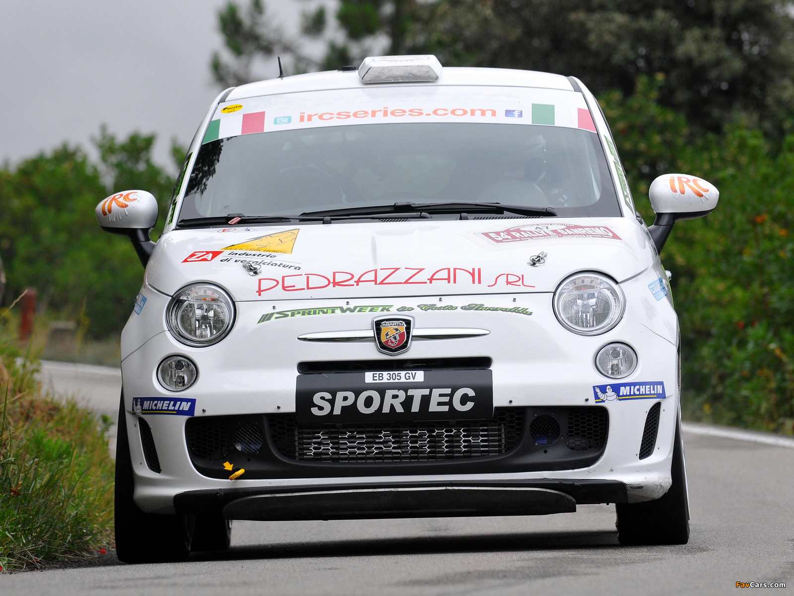 Images Of Abarth 500 R3t 2009 1600x1200