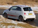 Images of Abarth 500 UK-spec (2009)