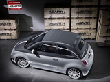 Images of Abarth 500C esseesse (2010)