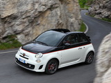 Images of Abarth 500C (2010)