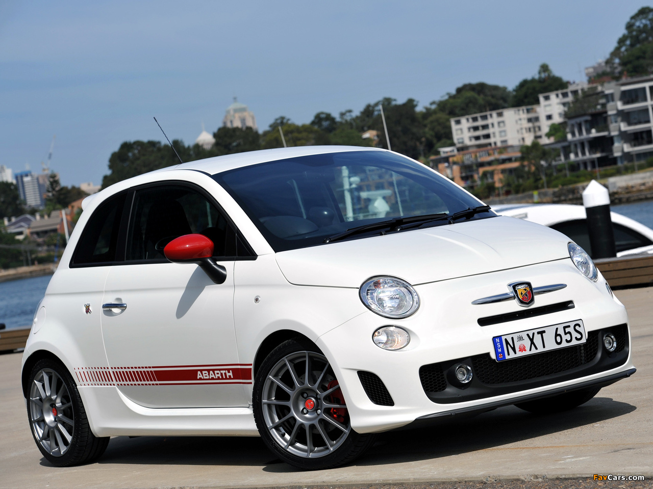 Images Of Abarth 500 Esseesse Au Spec 2011 1280x960