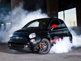 Images of Fiat 500 Abarth US-spec (2012)